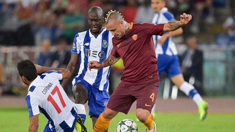 Highlights AS Roma 0-3 Porto hinh anh