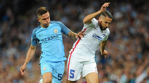 Highlights Manchester City 1-0 Steaua Bucuresti hinh anh