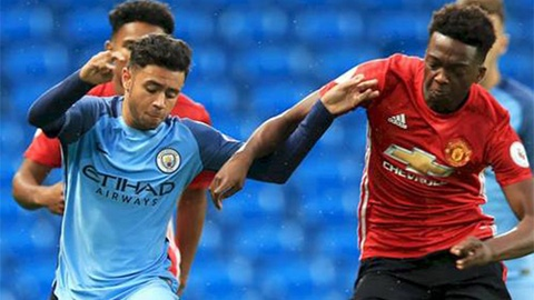 Highlights U23 Manchester United 1-1 Manchester City hinh anh