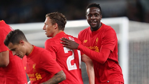 Highlights Derby County 0-3 Liverpool hinh anh