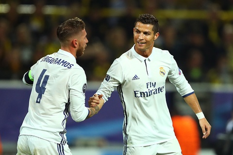 Highlights Dortmund 2-2 Real Madrid hinh anh