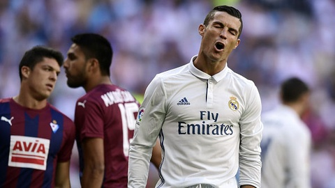 Highlights Real Madrid 1-1 Eibar hinh anh