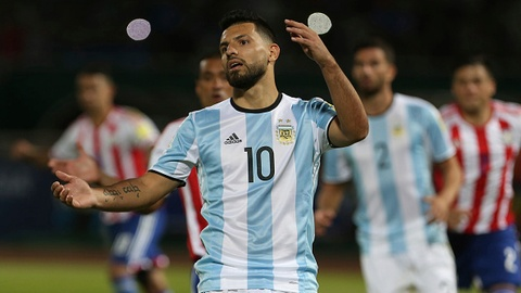 Highlights Argentina 0-1 Paraguay hinh anh