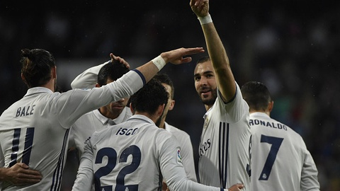Highlights Real Madrid 2-1 Athletic Bilbao hinh anh