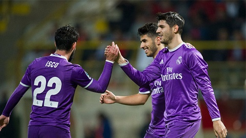 Highlights Leonesa 1-7 Real Madrid hinh anh