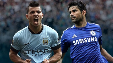 Manchester City vs Chelsea: Cuoc chien vi ngoi dau hinh anh