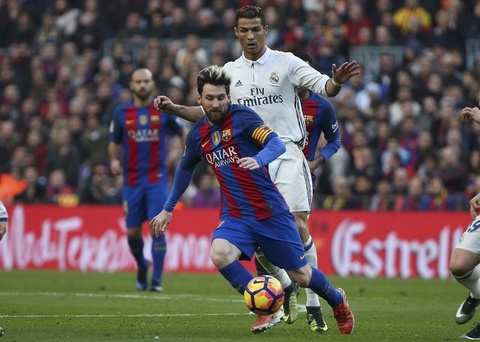 Highlights Barcelona 1-1 Real Madrid hinh anh