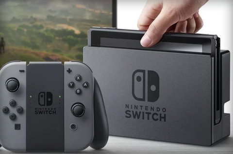 5 dieu can biet ve may choi game Nintendo Switch sap ra mat hinh anh