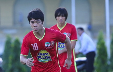 Cong Phuong, Tuan Anh ve nuoc som chuan bi AFF Cup hinh anh