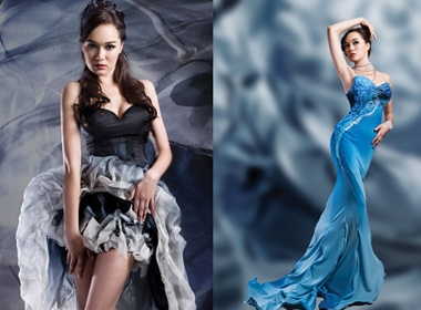 Thuy Vy ve nuoc chuan bi cho Miss World 2011 hinh anh