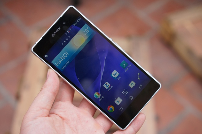 Danh gia Sony Xperia Z2: Tiem can su hoan hao hinh anh 2