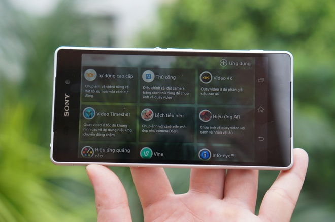 Danh gia Sony Xperia Z2: Tiem can su hoan hao hinh anh 8