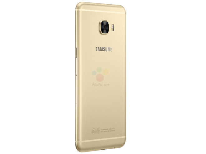Galaxy C5 lo anh chinh thuc truoc gio ra mat hinh anh 3