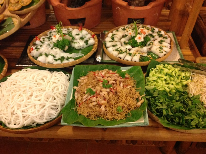 Buffet banh xeo Muoi Xiem hinh anh 2