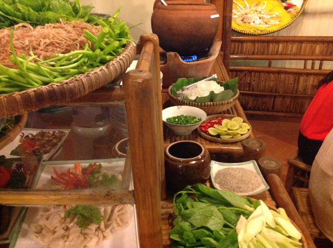 Buffet banh xeo Muoi Xiem hinh anh 3