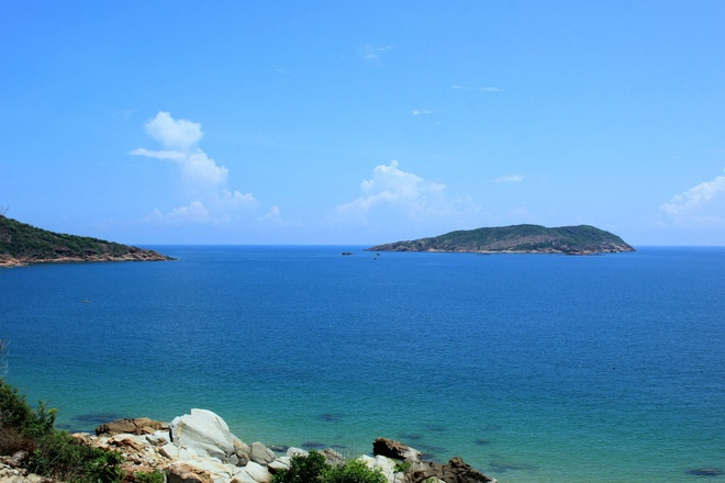 The best bays in central Vietnam