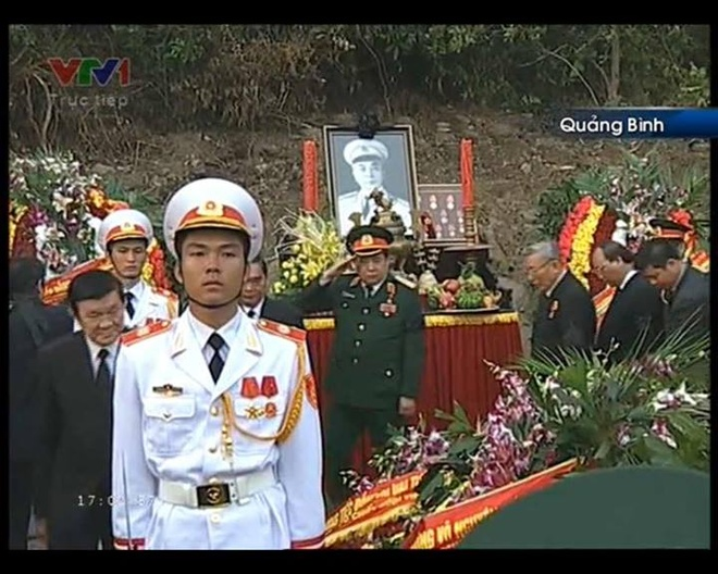Dai tuong Vo Nguyen Giap da ve voi dat Me hinh anh 56
