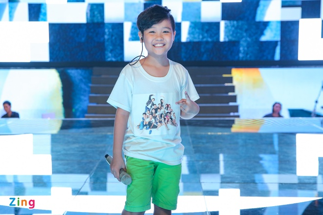 Thi sinh The Voice Kids met moi tap luyen cho dem chung ket hinh anh 3