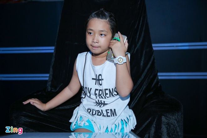Thi sinh The Voice Kids met moi tap luyen cho dem chung ket hinh anh 8