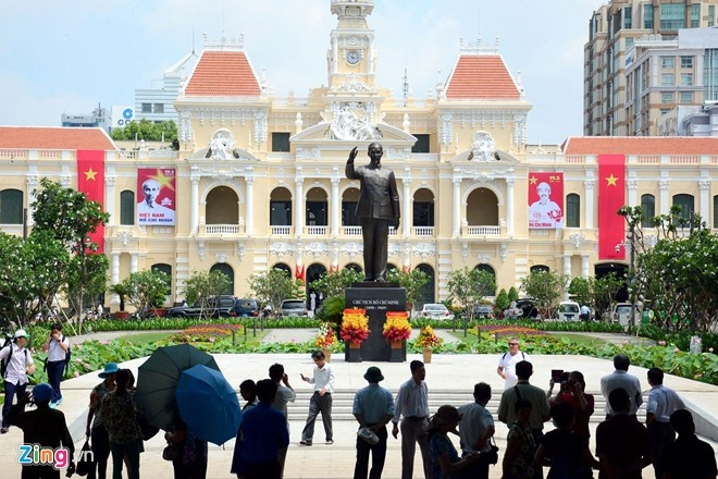 12 top destinations for foreign visitors in HCM City