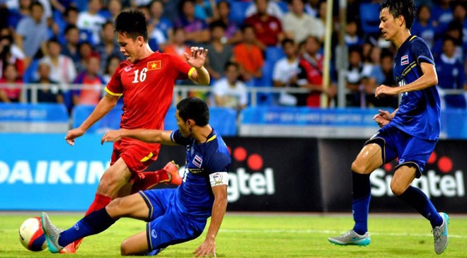 Video: U23 Việt Nam vs U23 Thái Lan