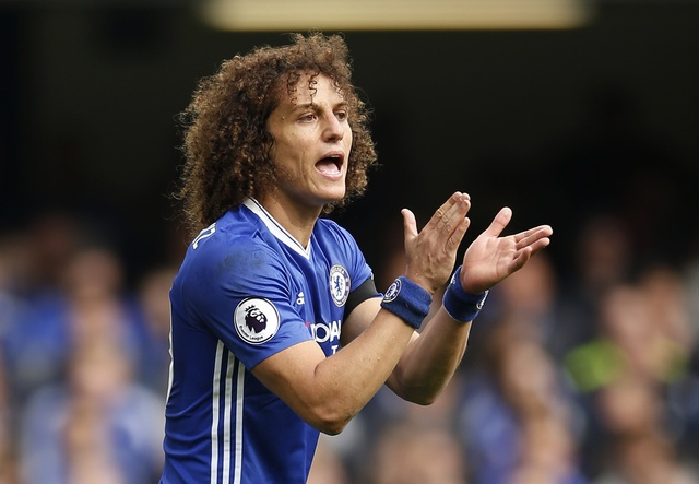 Chelsea 3-0 Leicester: Giai nguy cho Antonio Conte hinh anh 20