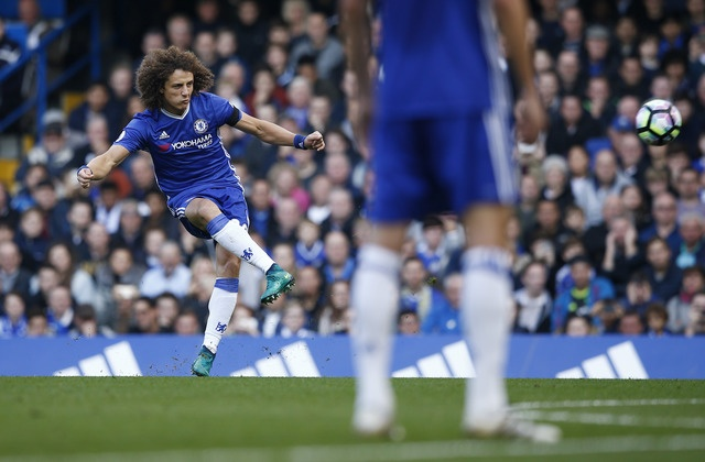 Chelsea 3-0 Leicester: Giai nguy cho Antonio Conte hinh anh 18
