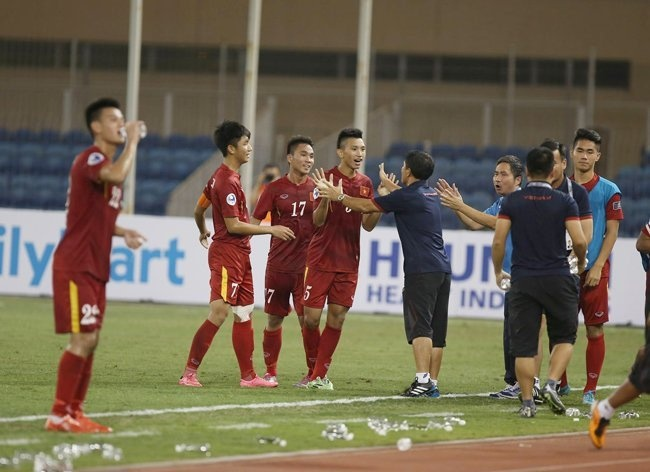 Video: U19 Iraq vs U19 Việt Nam