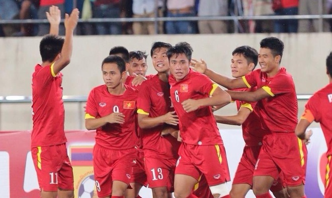 Video: U19 Việt Nam vs U19 Lào