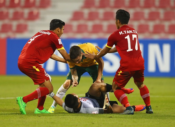 Video: U23 Việt Nam vs U23 Australia