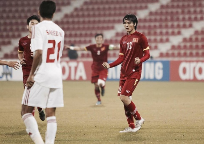 Video: U23 UAE vs U23 Việt Nam