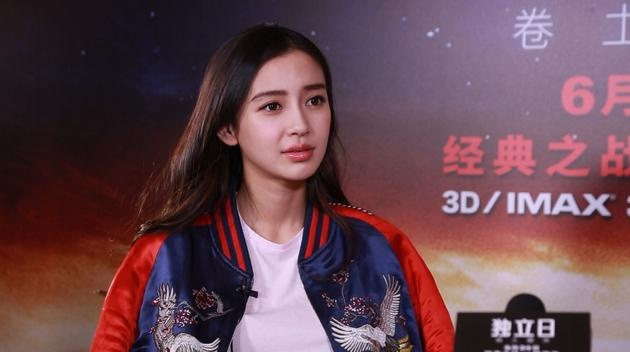 Angelababy bi that sung o 'Ngay doc lap 2' nhu the nao? hinh anh 2