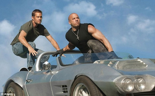 Paul Walker co the tro lai trong 'Fast & Furious 8' hinh anh 2