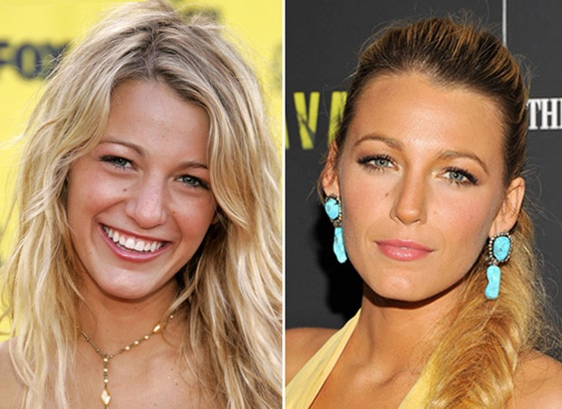 Blake Lively in 2005