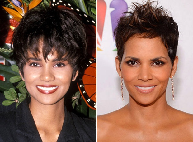 Halle Berry in 1989