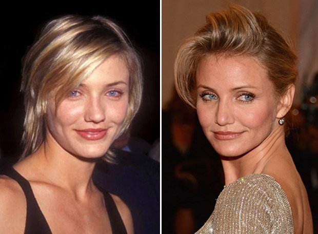 Cameron Diaz in 1997