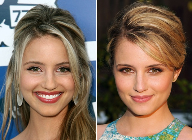 Dianna Agron in 2007