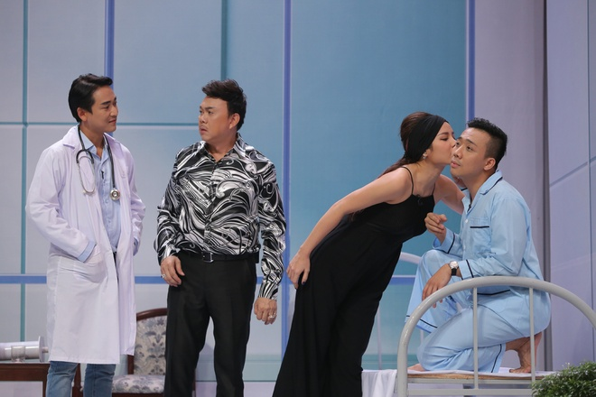 Game show co Tran Thanh - Truong Giang bi che nhat hinh anh 6
