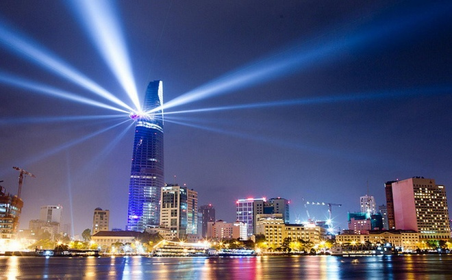 "Vietnam's Bitexco among the world's ""coolest"" skyscrapers"