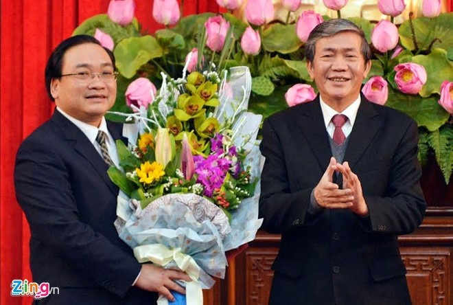 The new Party Secretaries of Hanoi, HCM City busy in the New Year