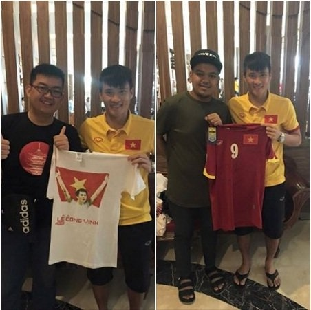 Cong Vinh co fan ruot 12 nam o Indonesia hinh anh 1