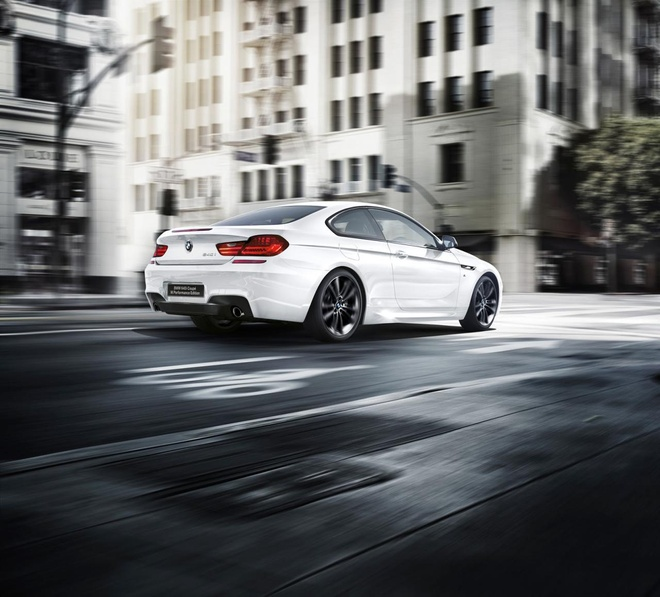 BMW 640i Coupe M Performance Edition lộ diện