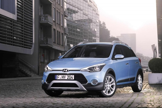 Hyundai i20 2016 dang hot tai An Do