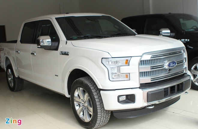 Them cap xe ban tai do so Ford F-150 ve Viet Nam hinh anh 1