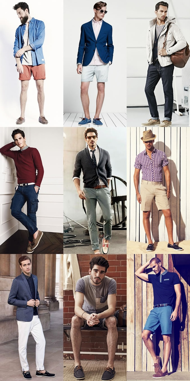 Boat shoes - indispensable piece of paper in 2016 religious male Pictures 7