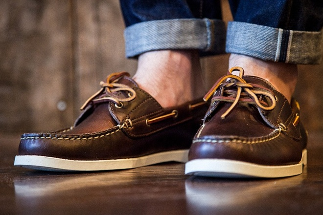 Boat shoes - indispensable piece of paper in 2016 religious male Image 1