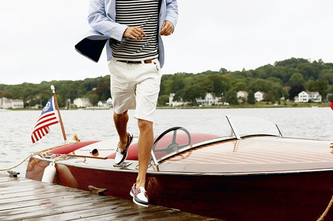 Boat shoes - indispensable piece of paper in the convent by 2016 Image 4