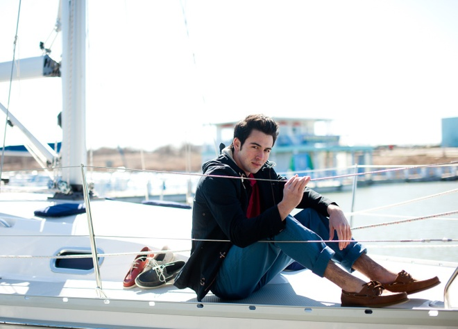 Boat shoes - indispensable piece of paper in 2016 religious male Pictures 5