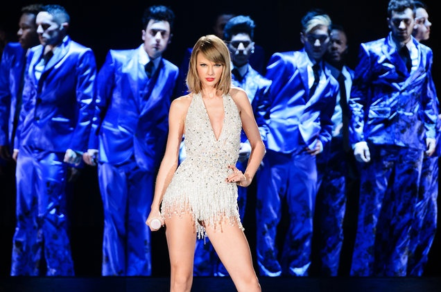 Taylor Swift la nghe si kiem tien nhieu nhat the gioi hinh anh 1