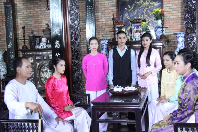 Cam Lynh am muu hai gia dinh Luong The Thanh trong phim hinh anh 5